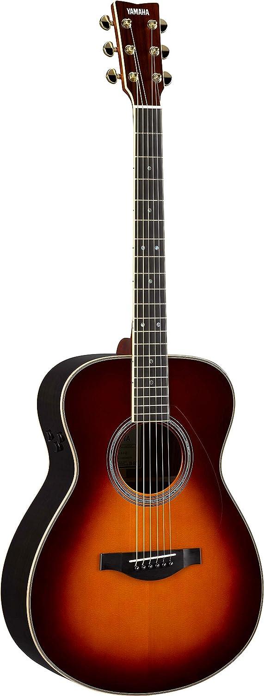 特別価格 ヤマハ YAMAHA トランスアコースティックギター LS-TA BS ブラウンサンバースト B01N4SE5U0 ブラウンサンバースト(BS), パナマハット&フェルトハットARDE f10c2e6f