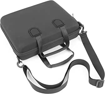 Molded Carrying Case For HP Officejet 100 Mobile Printer, Shoulder Case for HP Officejet 100 Printer, Carrying Case Bag Tote Travel Bag Briefcase Protective Padded Bag Sleeve