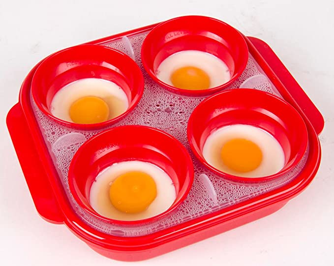Poachies Egg Poaching Bags Make Proper Poached Eggs Convenient To Cook Other