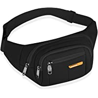 Fanny Pack for Women and Men Waterproof Hip Bum Bag Waist Pack Bag Suitable for Outdoors Workout Traveling Casual…