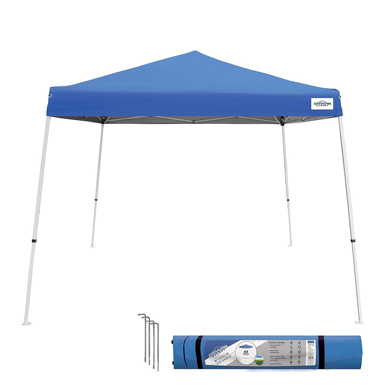 Caravan Canopy 21007800020 Sonnendachset der V-Serie 2, 304,80 x 304,80 cm - Blau
