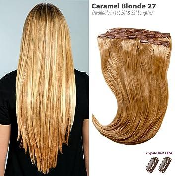 Blonde secret clip