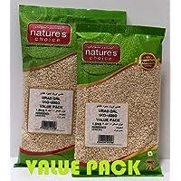 Natures Choice Urad Dal, 1 kg + 500 gm