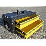 Erweiterungsbox mit 2 Laden für unsere Trolleys Serie 305 von AS-S