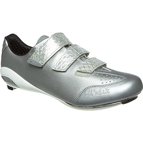 Fizik Zapatillas para Ciclismo R3 SL Plata 40: Amazon.es: Zapatos y complementos