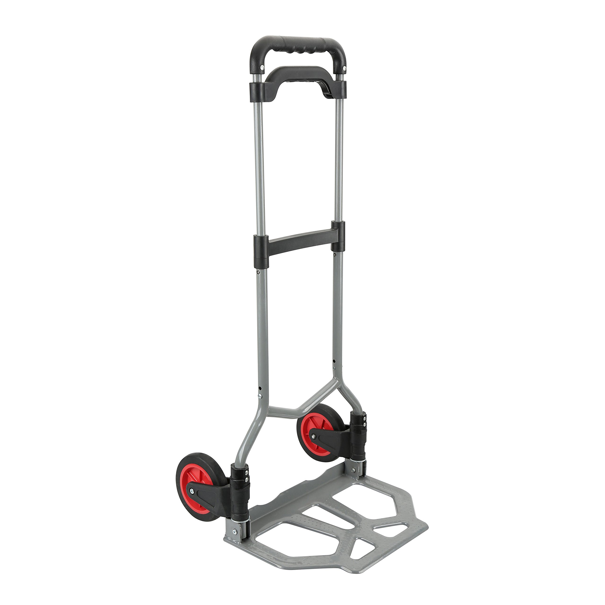 Pack-N-Roll 87-307-917 260 LBS Capacity Portable Hand Truck, One Size, Gray