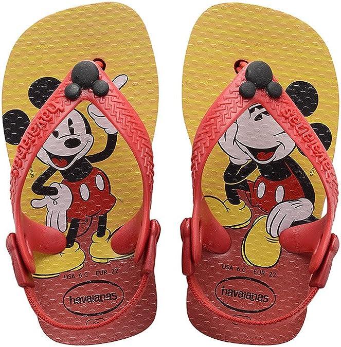 Sandales Mixte b/éb/é Havaianas Baby Disney Classics II