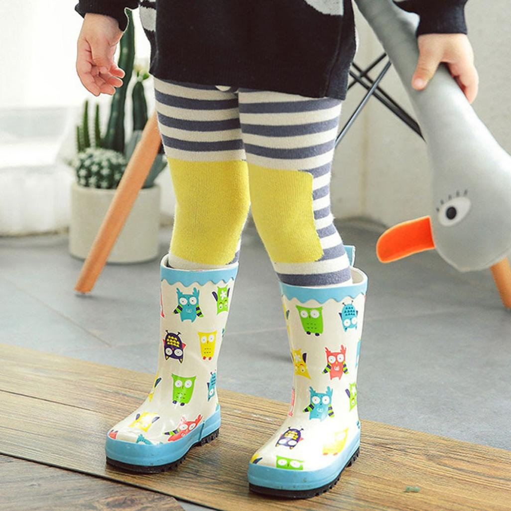 Dreamyth Pantyhose Tights Stocking Fox Footed Cotton Socks for Newborn Baby Girls Toddler Kids
