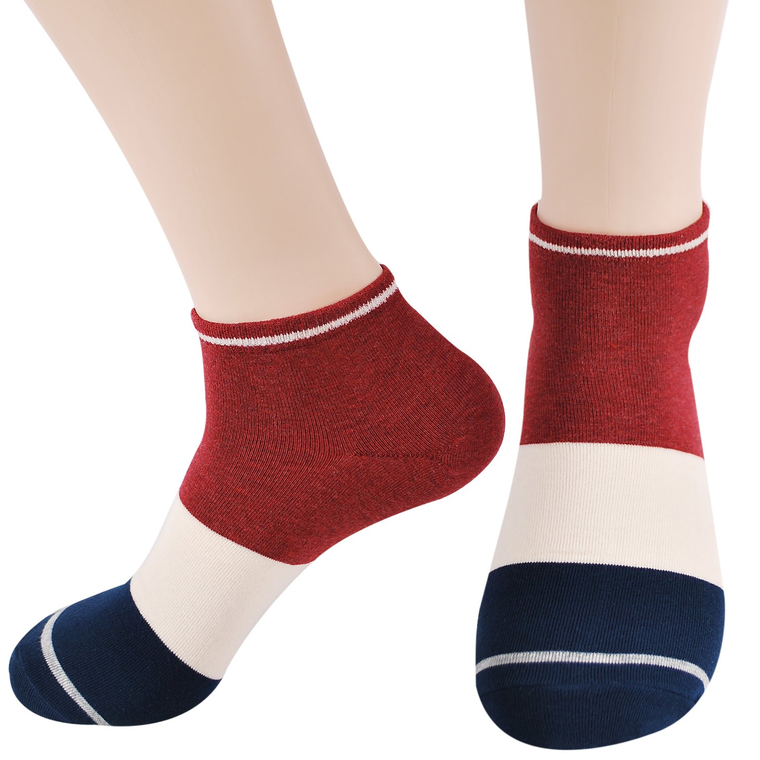 Mens Ladies Trainer Liners Trainer Socks Ankle Socks 12 Pairs Cotton Size 4-11