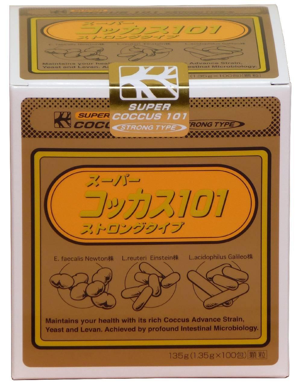 スーパーコッカス101ストロングタイプ1缶 B00BZW3QS0