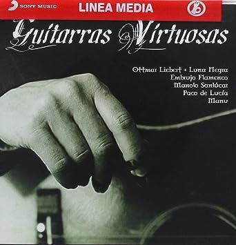 Amazon.com: GUITARRAS VIRTUOSAS: Music