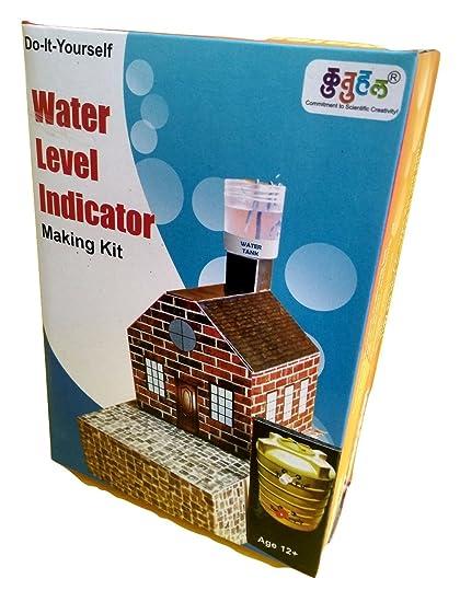 Buy water level indicator making kit do it yourself science project water level indicator making kit do it yourself science project solutioingenieria Choice Image