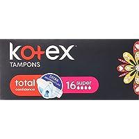 Kotex Tampon Super 16li 1 Paket (1 x 49 g)