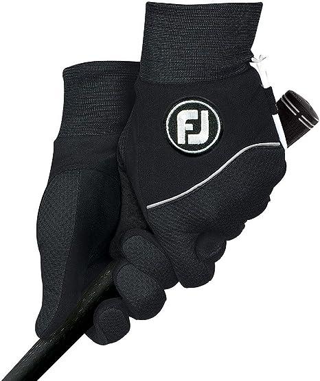 Footjoy Wintersof - Guantes de golf para hombre 2018 (2 unidades ...