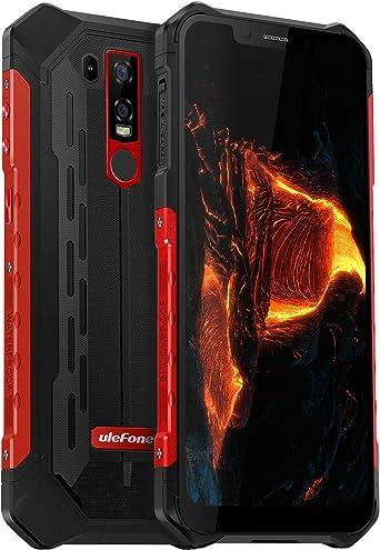 Amazon.com: Ulefone Armor 6 IP68 Smartphone desbloqueado
