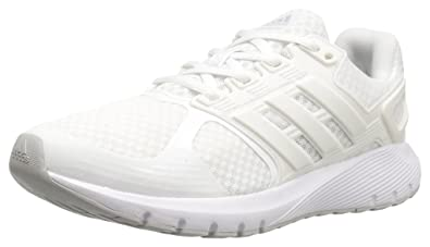 buy online b11f3 b85cc adidas Womens Duramo 8 W Running Shoe Crystal WhiteLight Grey Heather, ...