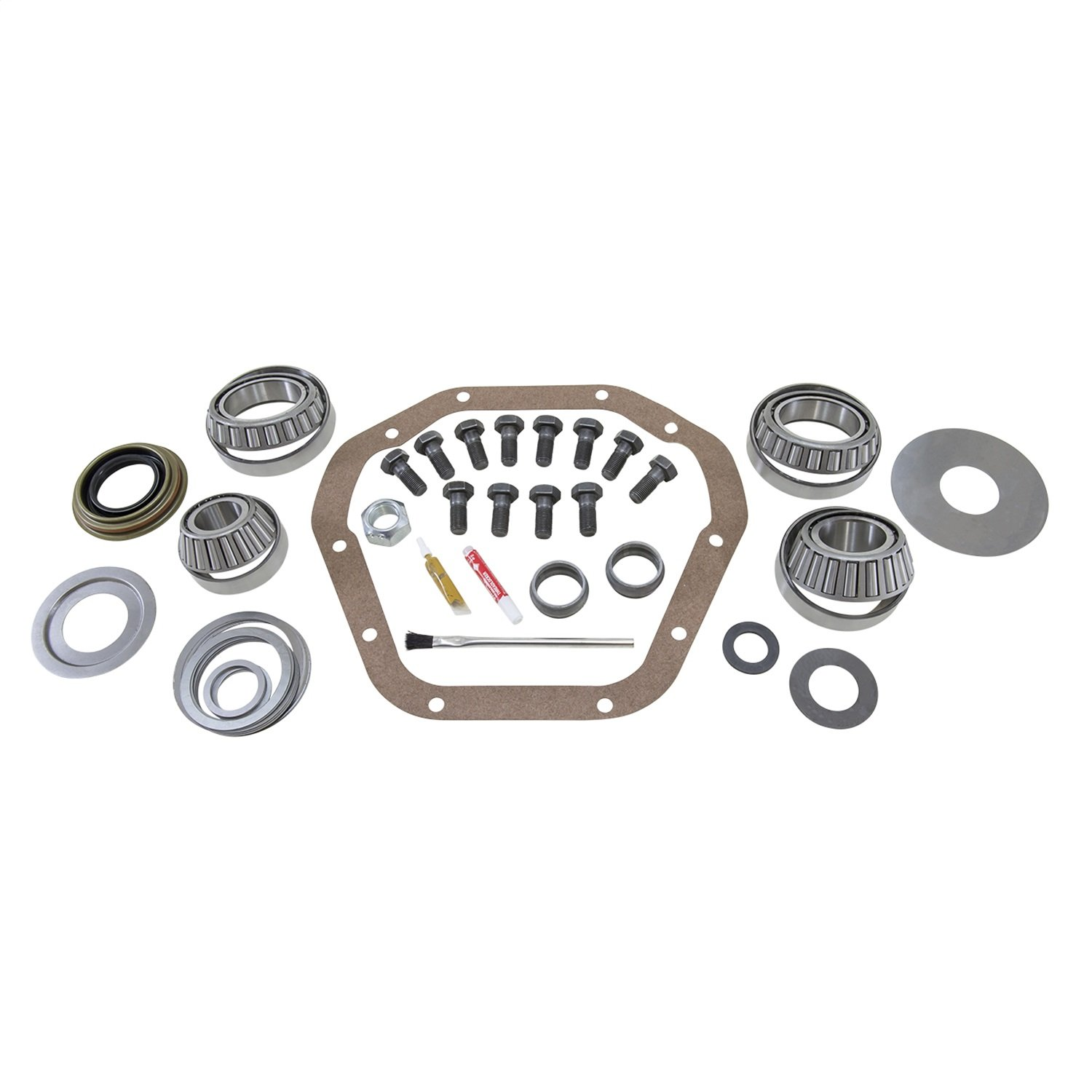 Yukon YKD60-F Front Master Overhaul Kit for Dana 60 Axle