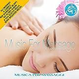 Music For massage -Musica Per Massaggi 2 Cd Audio Musica Wellness Relax