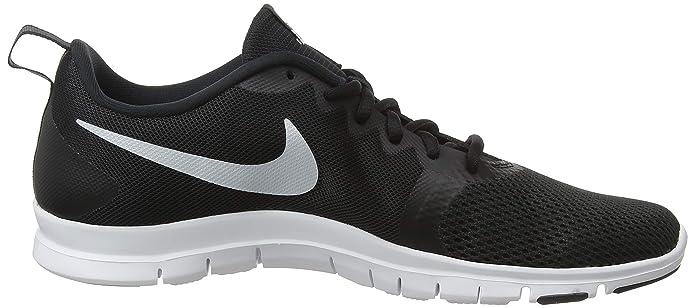 Nike Womens Flex Essential Training Shoes (7 M US, BlackBlackAnthraciteWhite)