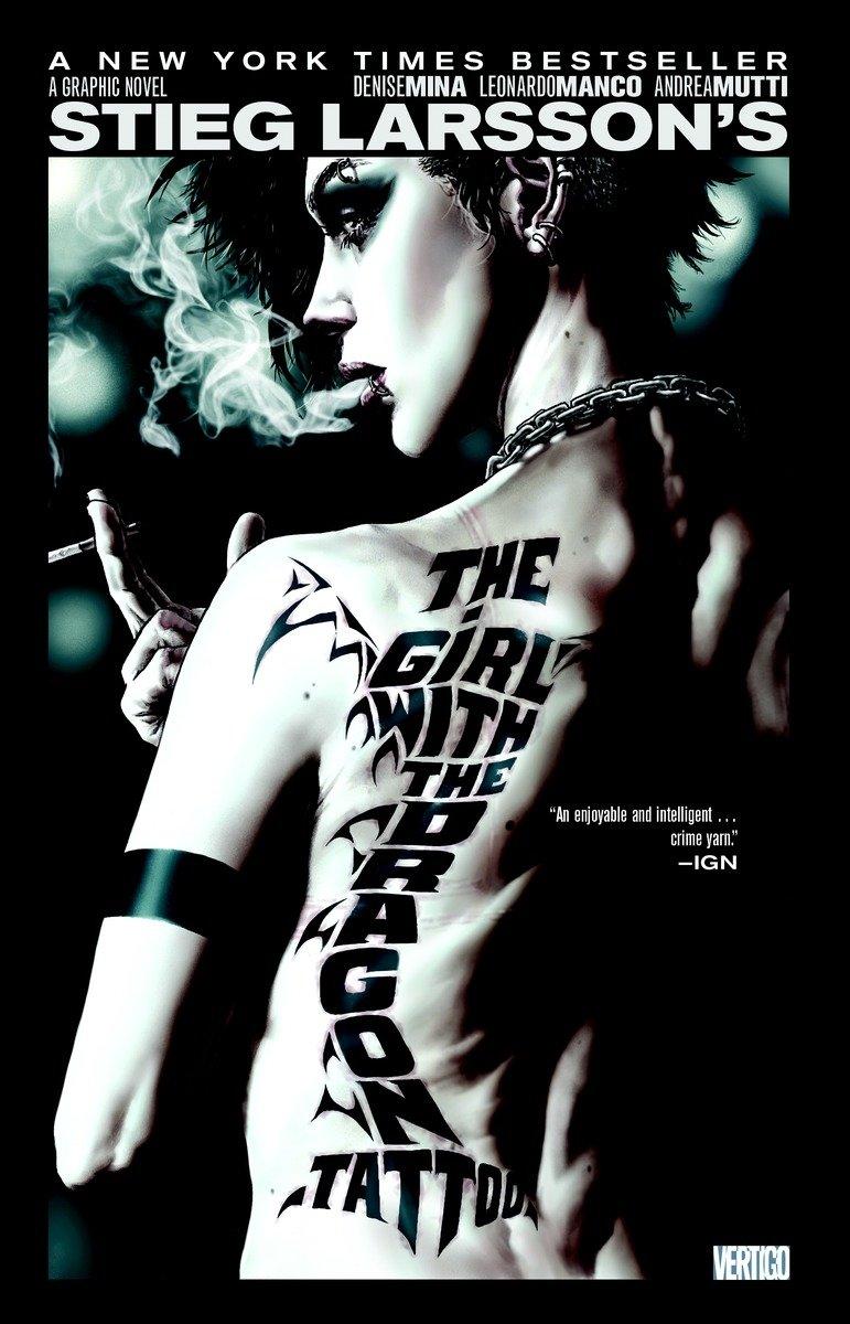 The Girl with the Dragon Tattoo (Vertigo)