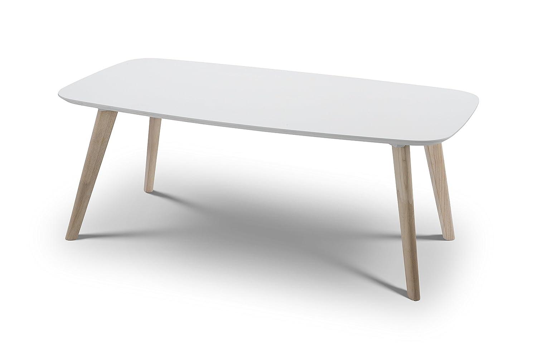 . julian bowen casa coffee table white amazoncouk kitchen  home