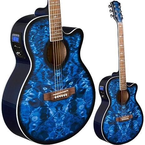 Lindo LDG-BS - Guitarra electroacústica (preamplificador ...