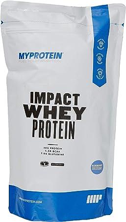 MyProtein Impact Whey Proteína de Suero, Sabor Tarta de Queso y Arándanos - 1000 gr