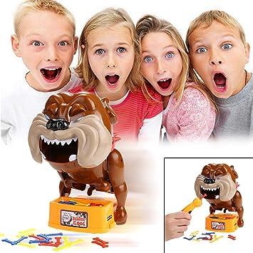 RENS Cuidado con Los Perros Malos - Divertidos Juegos De Mesa para ...