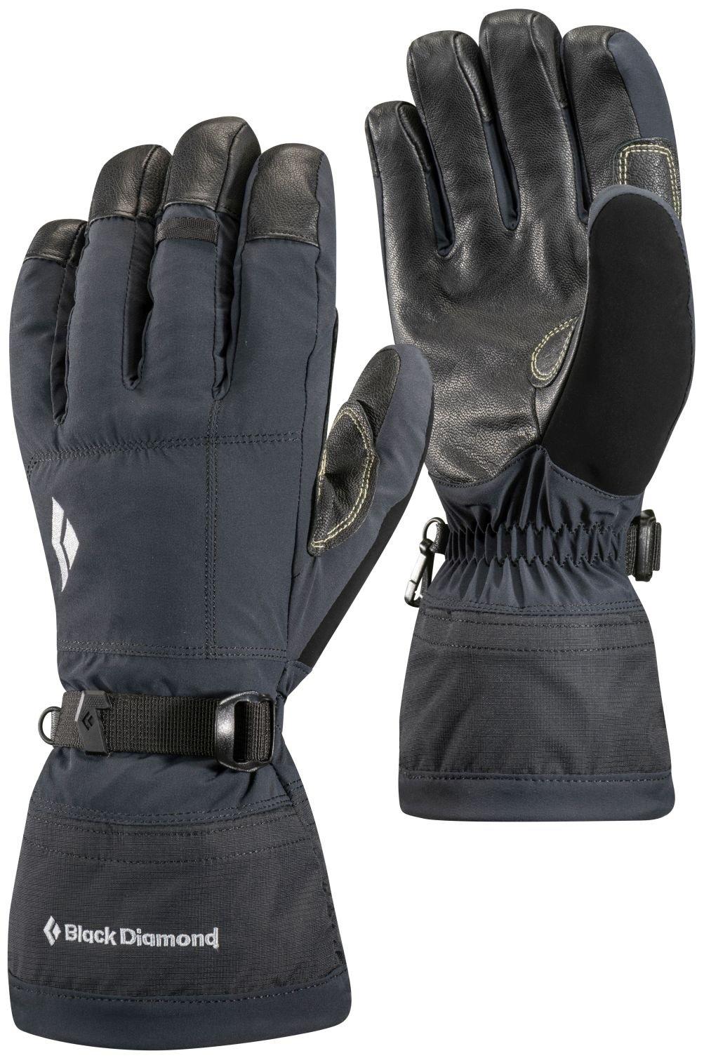 Black Diamond Soloist Cold Weather Gloves, Black, Medium by Black Diamond