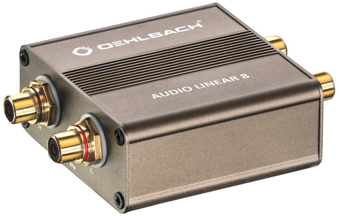 Oehlbach D1C9052 - Filtro linear de audio: Amazon.es: Electrónica