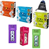 Rory's Story Cubes Bundle - Includes Rory's Story Cubes Original, Actions, Voyages, & Mix Expansions Prehistoria…