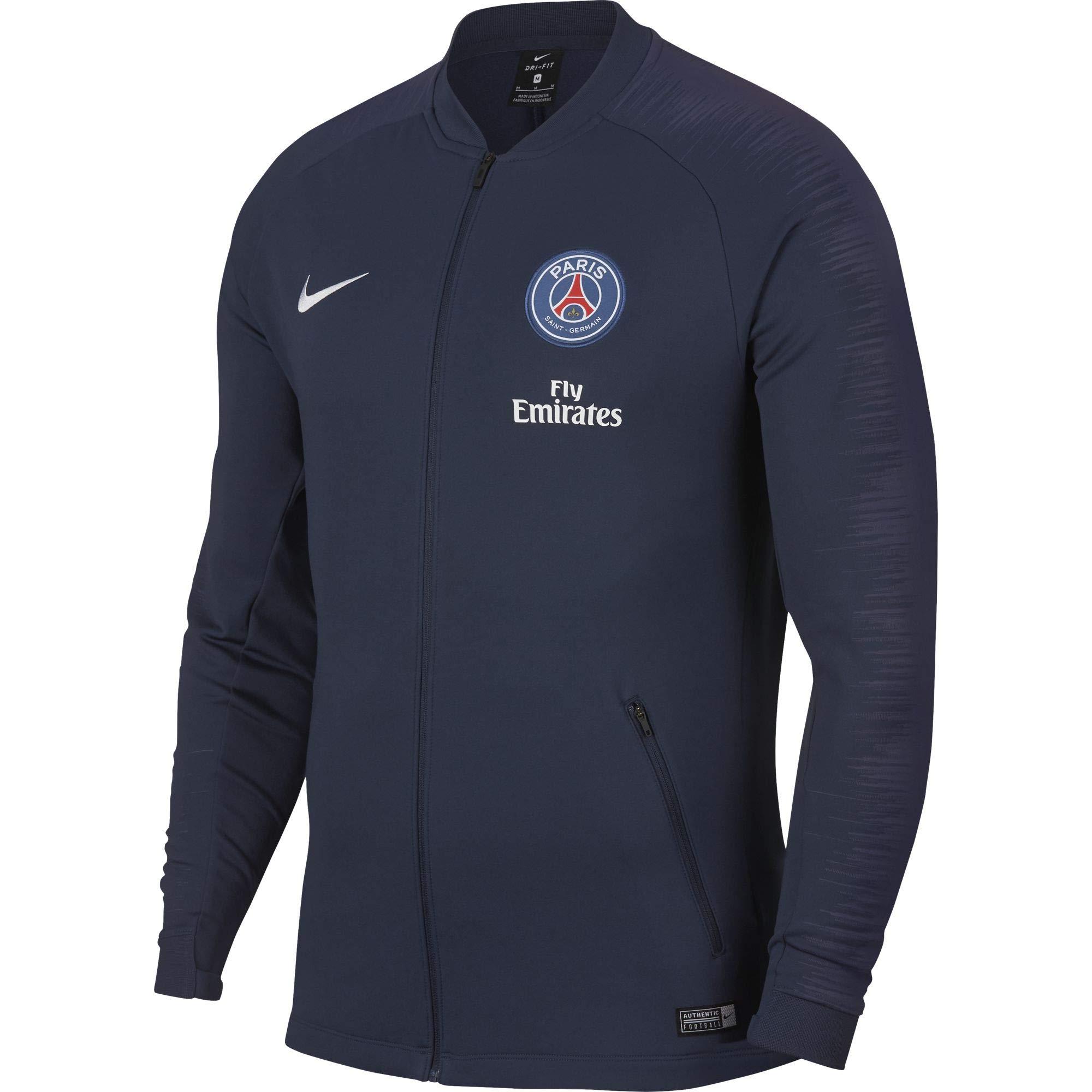 Nike 2018-2019 PSG Anthem Jacket (Navy)