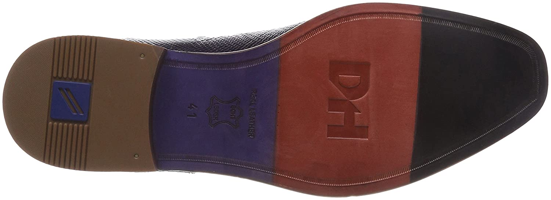 Daniel Blau Hechter Herren 811428021800 Derbys Blau Daniel (Dark Blau) efd770