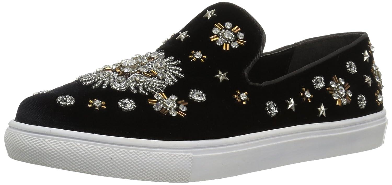 Naughty Monkey Women's Andromeda Sneaker B075FTM8T1 7 B(M) US|Black