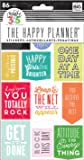 Me & My Big Ideas Create 365 The Happy Planner Get It Done Stickers, 6 Sheets