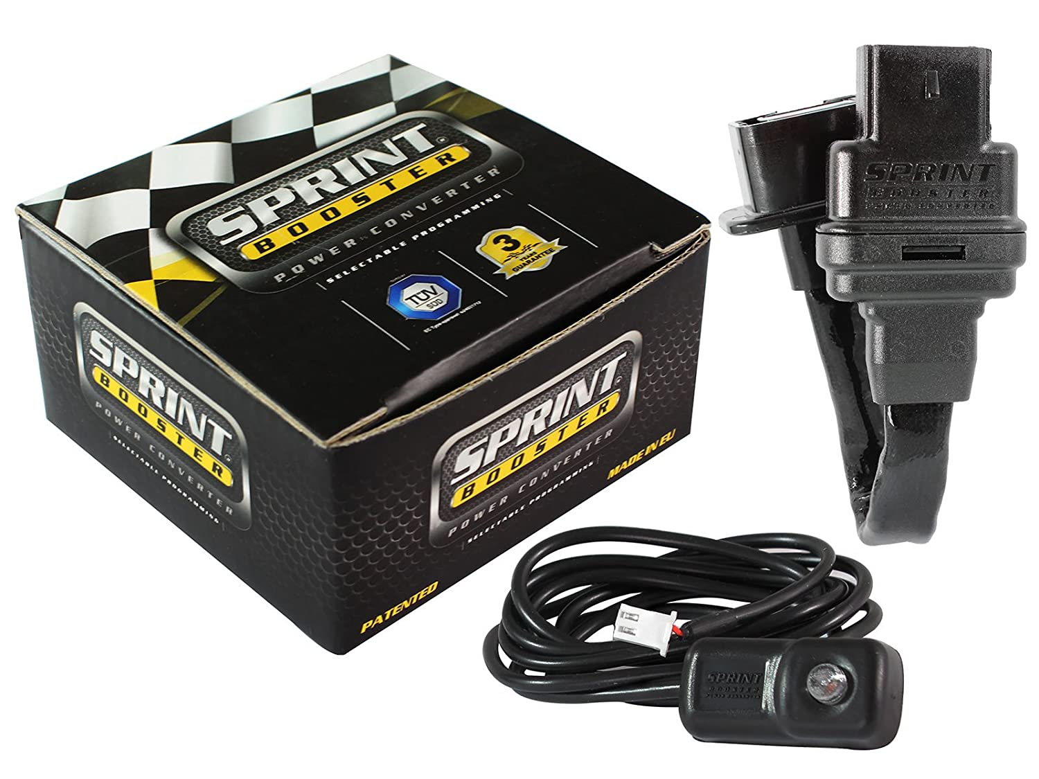 aFe Power 77-12001 Sprint Booster Non-CARB Compliant