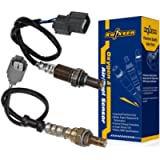 Kwiksen 234-9064 234-4733 Heated 2Pcs Air Fuel Ratio O2 Oxygen Sensor 1 Sensor 2 Upstream Downstream Replacement for…