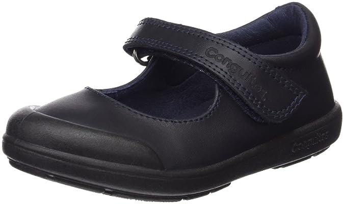 c0c667e1913 Conguitos Colegiales Niña Piel Lavable - Zapatos para niñas  Amazon.es   Zapatos y complementos