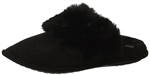 Crocs Classic Luxe Slipper U, Zapatillas de Estar por casa Unisex Adulto: Amazon.es: Zapatos y complementos