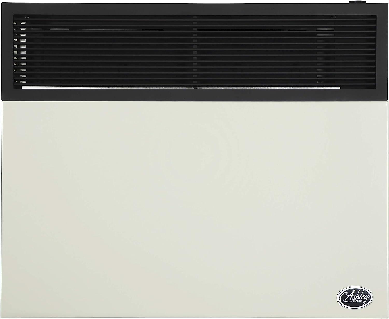 Ashley Hearth Products DVAG30N 25000 BTU Direct Vent Natural Gas Heater, Cream