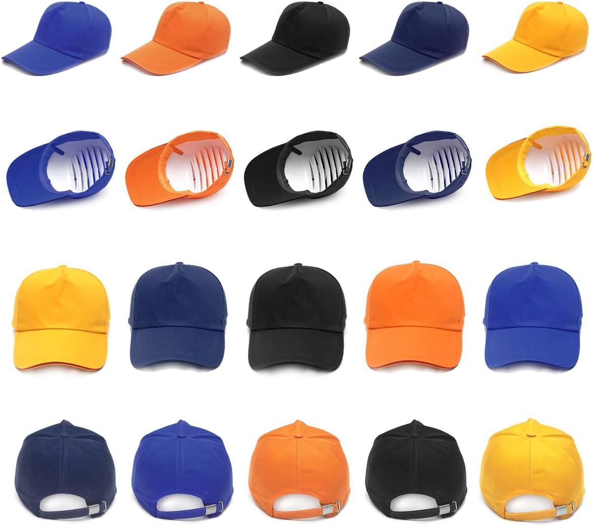 Bump Cap, Baseball Style rigide Chapeau de sécurité casque de ...