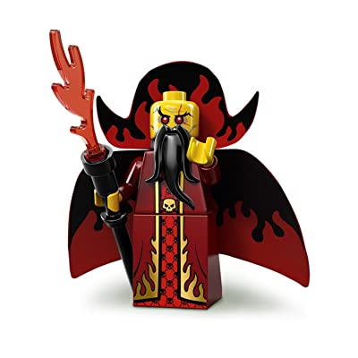 LEGO Minifigures Series 13 Evil Wizard Construction Toy: Toys & Games