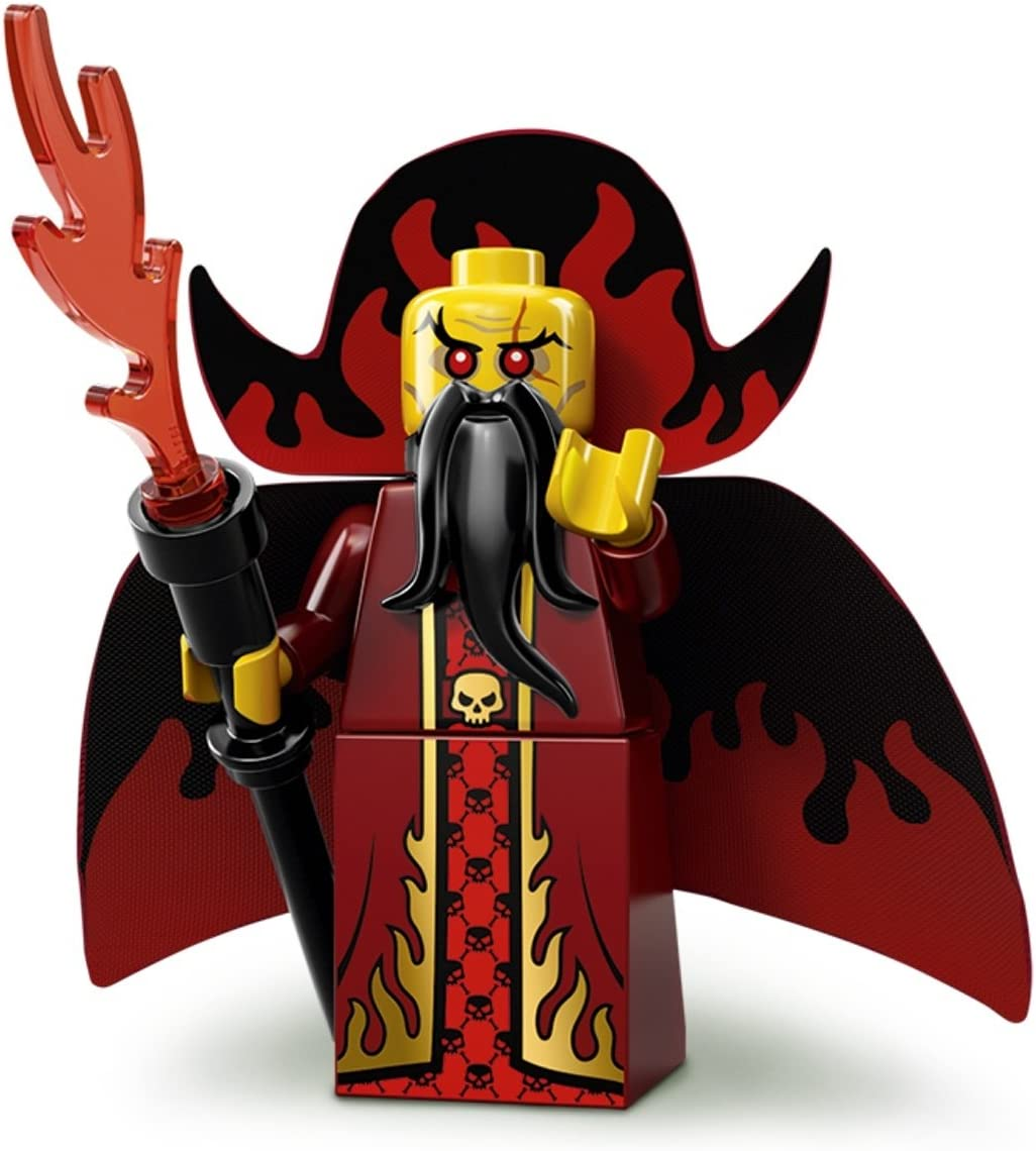 LEGO/® Mini-Figures Series 13 Evil Wizard