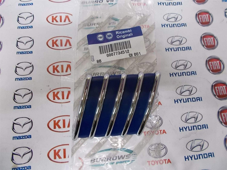 Brand New Genuine Fiat Mk1 Punto Fiat Coupe Bonnet Badge 7734512