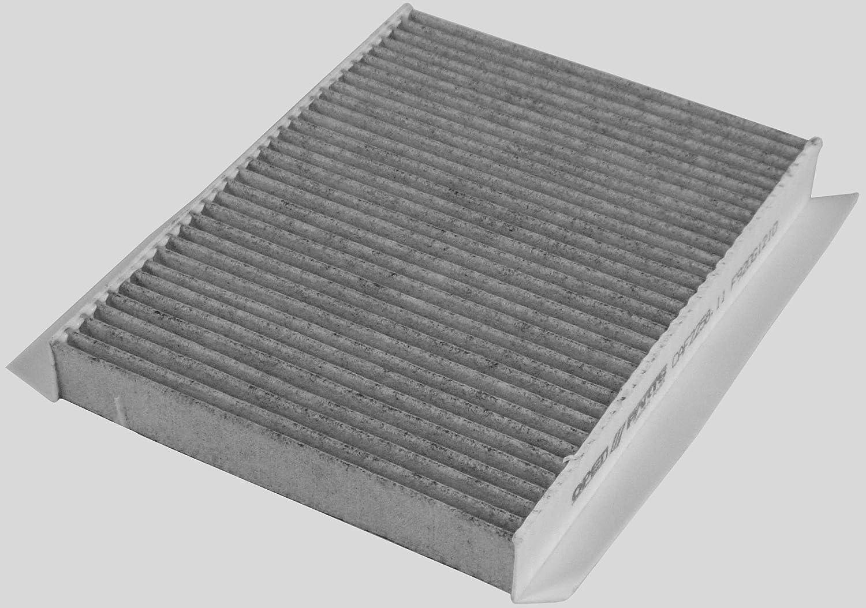 air de lhabitacle avec charbon activ/é 1 Pi/èce Open Parts CAF2258.11 Filtre