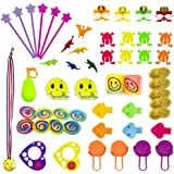 59 Pc Party Favor Toy Assortment for Kids Party Favor, Birthday Party, School Classroom Rewards, Carnival Prizes, Treasure Ch