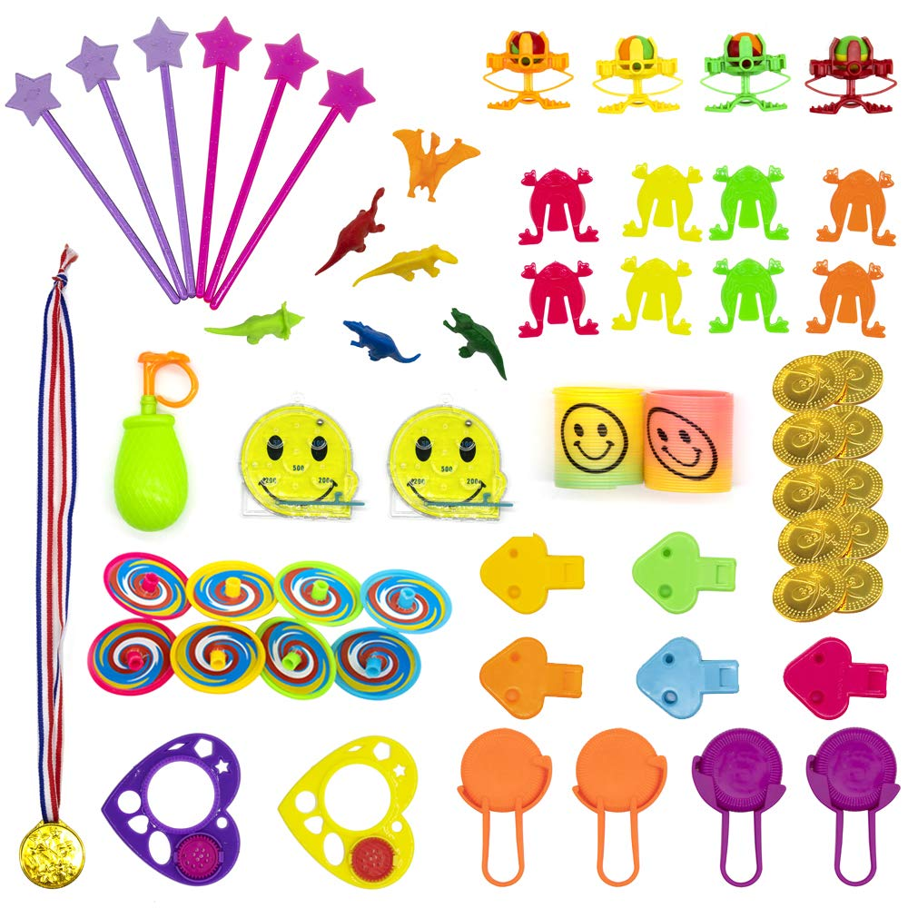 59 Pc Party Favor Toy Assortment for Kids Party Favor Birthday Party