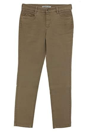 e28b845c8d3b3f GARDEUR Zuri Jeans Zuri Damen Stretch Super Slim Fit,  Farbe:hellbraun;Damengrößen:44;Hosenlängen:Regular: Amazon.de: Bekleidung