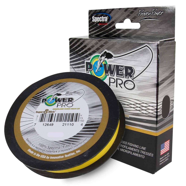Power Pro Super 8 Slick 275m 0,32mm Brown braun geflochten