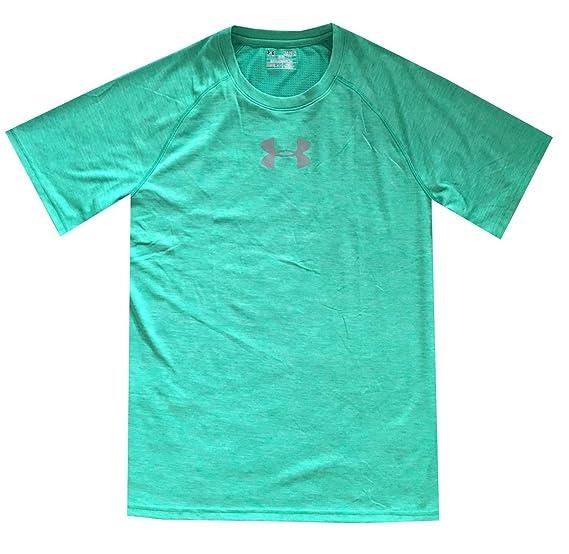 Under Armour Men Heatgear Vented Short Sleeve T Shirt At Amazon